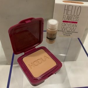 Sephora Makeup - Benefit • Hoola Bronzing Powder & Hello Flawless •